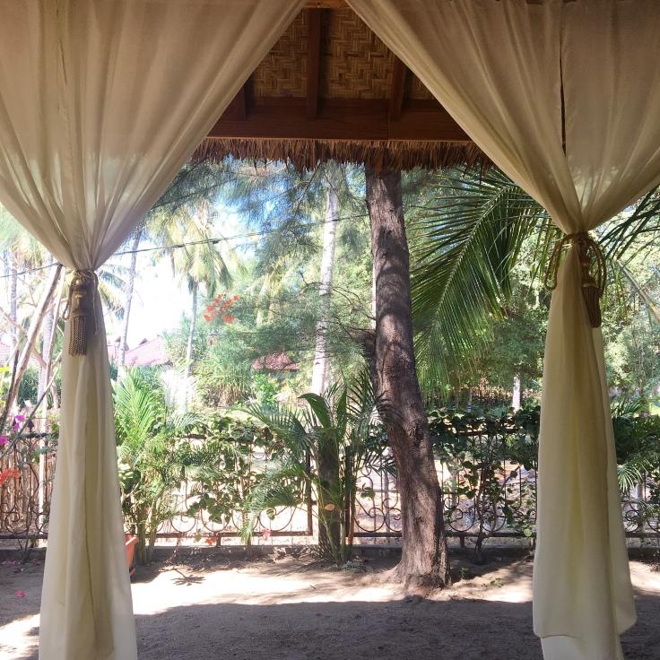 Accommodation on Gili Air