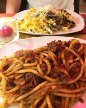 Dinner at Salsamenteria de' Ciompi 2