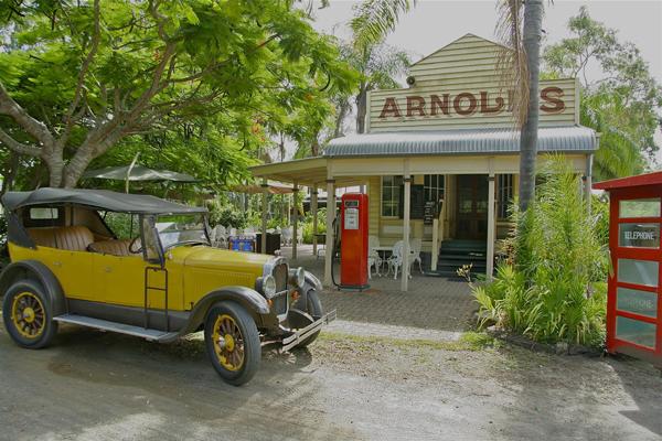 Arnold's General Store, Rockhampton Heritage Village