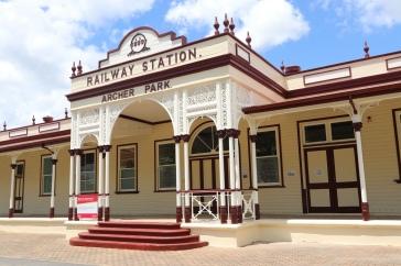 Archer Park Rail Museum, Rockhampton
