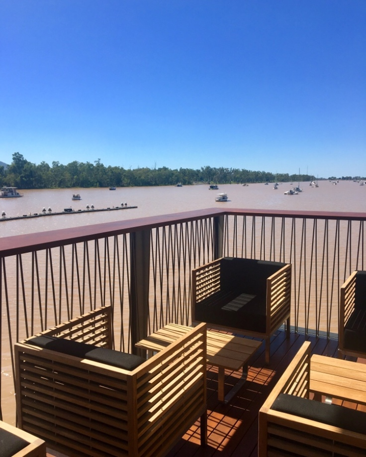 Boathouse, Rockhampton