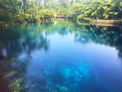 Nanda Blue Hole, Vanuatu