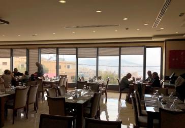 Falcon hotel view