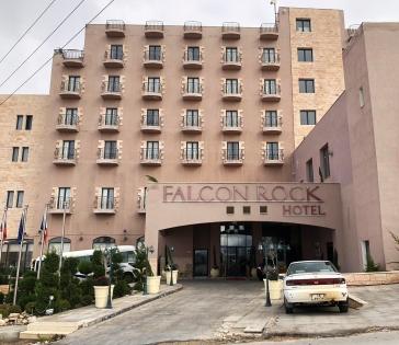 Falcon rock hotel