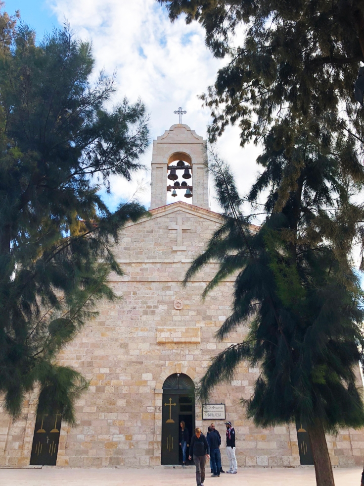 Madaba Church
